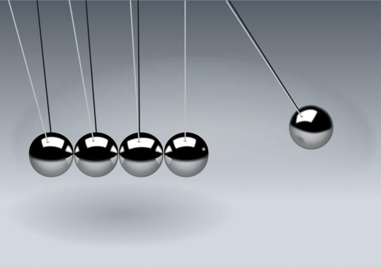 Akcja i reakcja takie prawa fizyki
